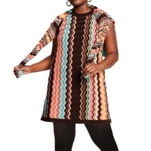 ZigZag Sleeveless Sweater Dress Missoni for Target
